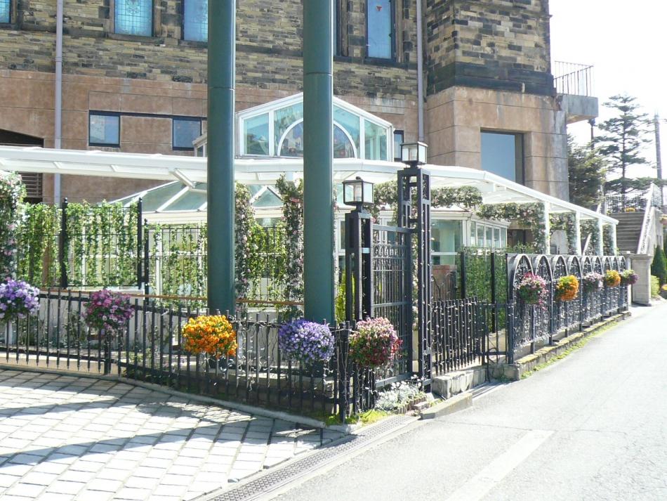 八王子ホテルニューグランド 婚礼庭園