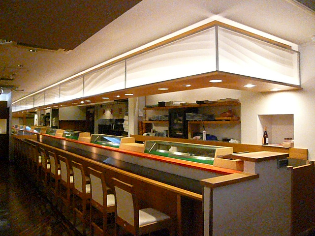 品川 寿司店